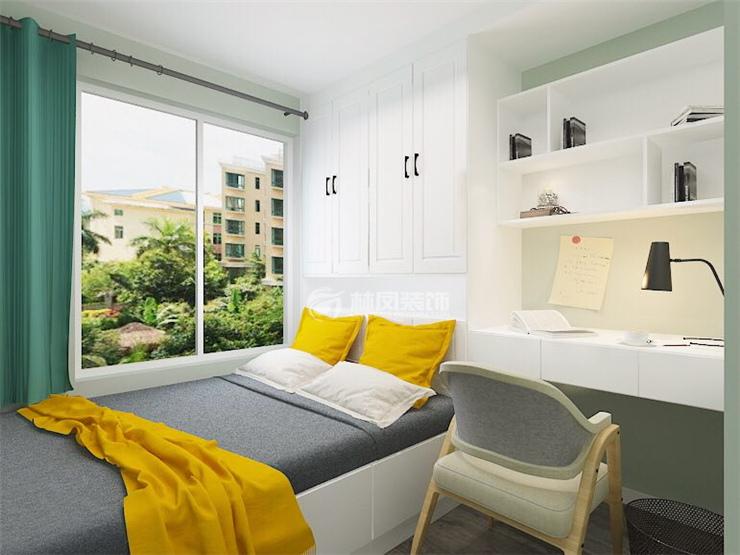 卧室面积小怎样设计衣柜才能满足收纳需求?