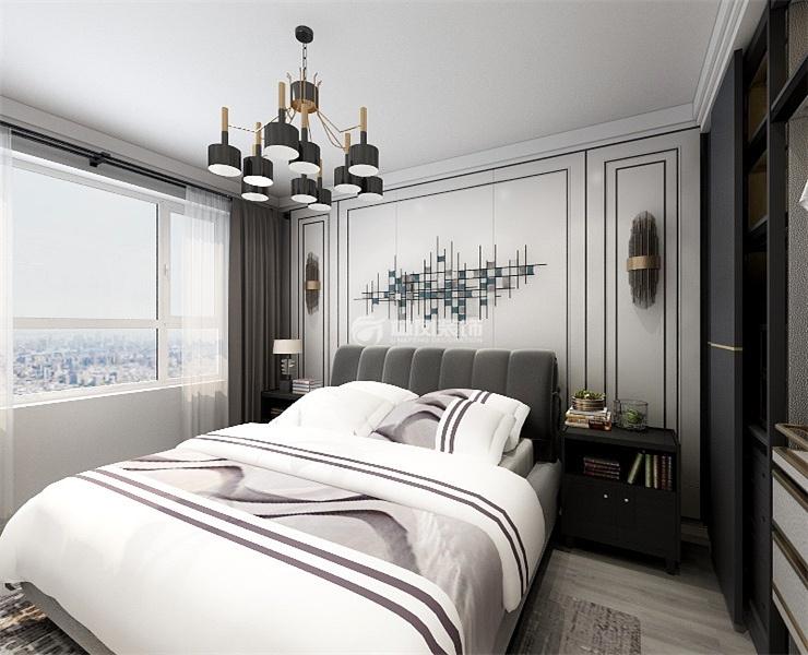 背景墙 房间 家居 起居室 设计 卧室 卧室装修 现代 装修 740_600